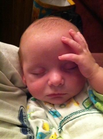 Hard day!