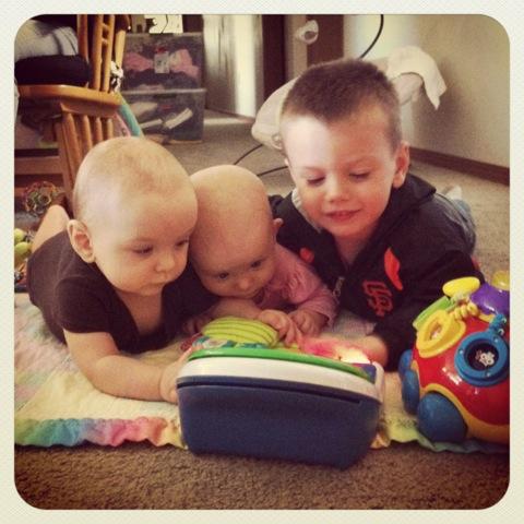Siblings!